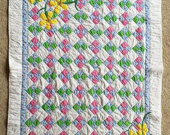 Baby or Child Quilt