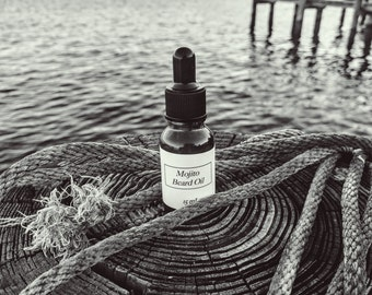 Mojito Beard Oil