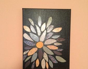 Canvas Art Flower