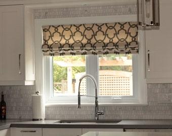 Marvelous Kitchen Roman Shade / Roman Blind