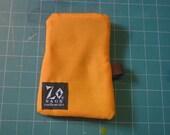 zo bags coin purse wallet Yellow  cordura truck tarp coin bag