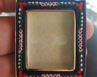Micro Moasic Picture Frame