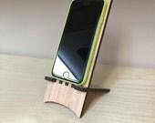 Laser Cut Phone Stand...
