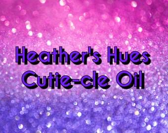 Cutie-cle Oil