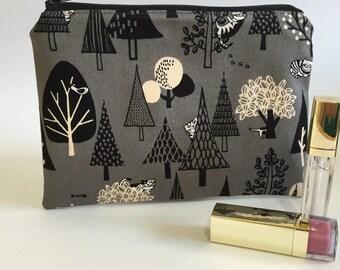 Zipper Pouch, Pencil Case, Cat Pouch, Make Up, Teacher Gift, Nappy Bag, Bag Organiser, Cosmetic bag, Teen gift, Christmas present