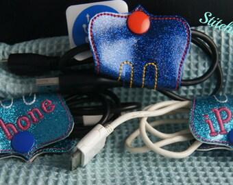Electronics Cord Wraps