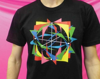 Slice of Pi - 100% Ring-Spun Cotton Men's / Unisex Shirt - Made in USA