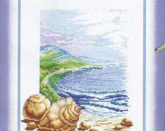 Cross Stitch Kit By the sea 2