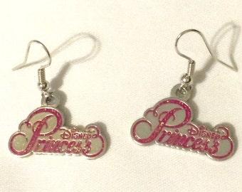Disney Princess dangle Earrings