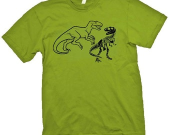 Dueling Dinosaurs. Kids T Shirt. New with tags!
