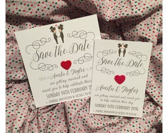 Sample Save the Date Invited