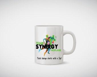Team Synergy mug
