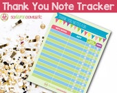 Thank You Note Tracker - ...