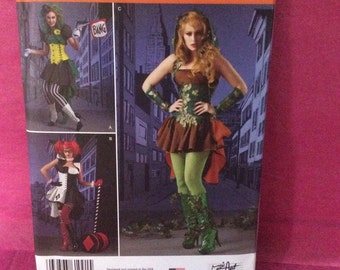 Simplicity 1091 Pattern/ Misses' Costume Sizes 14 - 22 / Free U.S. Shipping/New
