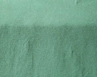 Fine knit - JERSEY bottle green (476991)