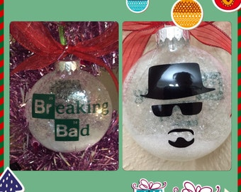 Breaking bad ornament ( 2 sided ), ornament