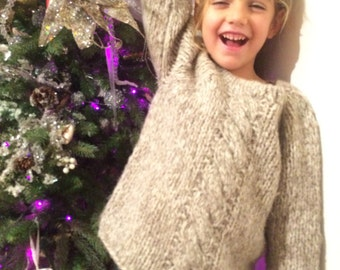 Super Soft Cashmere Sweater for girls..but not only! maglione bambina