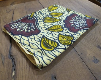 African laptop case
