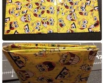 Spongebob Duct Tape Wallet