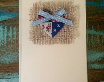 Handmade Heart Cards