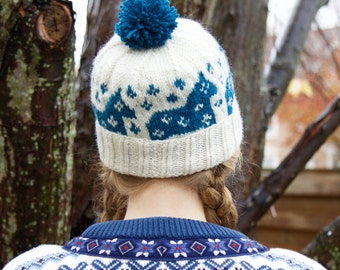 Dala Hat in Alpaca