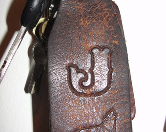 Leather Memories - Handmade Armbands & Keychains