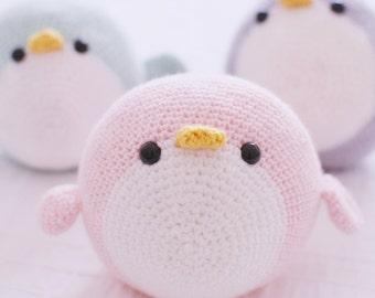 Items similar to Little Twin Stars Crochet Plushie ...