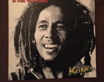 Bob Marley and the Wailers, Kaya, Island Records, 90035-1, 1983, Vintage Vinyl Record