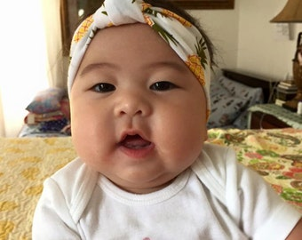 Baby Turban Top Knot