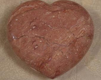 Heart Sculpture - Stone