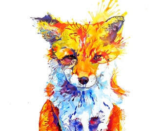 The Fox of Delights