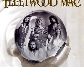 Fleetwood Mac # 10  8 x 10 - T Shirt Iron On Transfer
