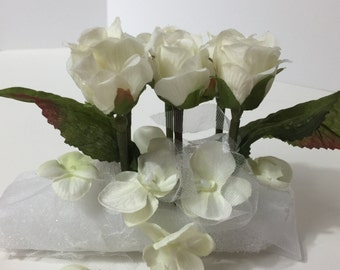 Point Shoe Center Piece Insert: Made to Match or to Order, Party, Wedding, Bridal, Bride, Bridal Shower, Ballet, Ballet Party, Fundraiser