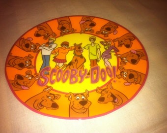 Scooby Doo Plate/Charger