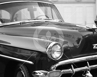 Vintage Car Fine Art Photography Print