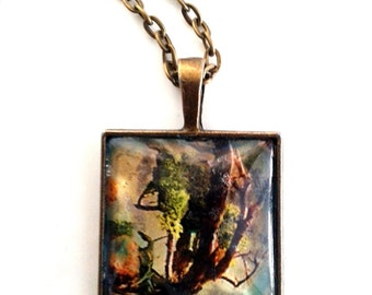 HANGING square in the nature - CN1 collection
