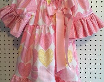 Pink toddler girls dress size 3
