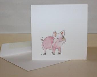 realist pig