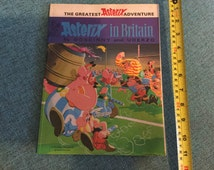Vintage asterix book from 1979