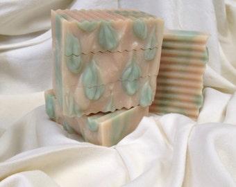 Rain Homemade Goat's Milk Soap