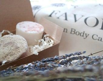 Gift Box Round Soaps