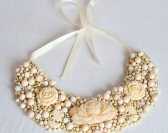 Beads rose elephants