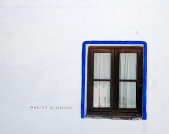 "Photography Print: ""Neighborhood Window"" in South of Spain"