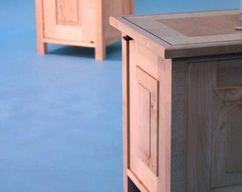 Pair of bedside tables/Bedside table/Bedside cabinets/Side table