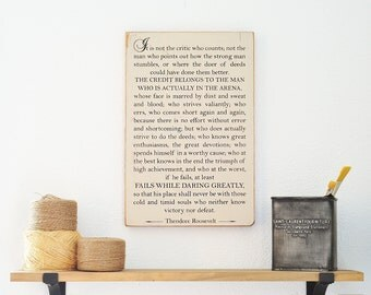 Theodore Roosevelt Etsy