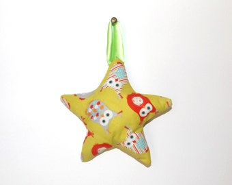 Decorative suspended star