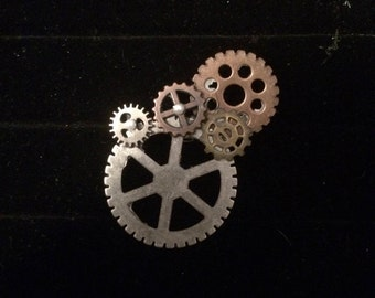 Gear pin 6
