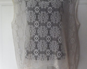 Dressy Lace Medium