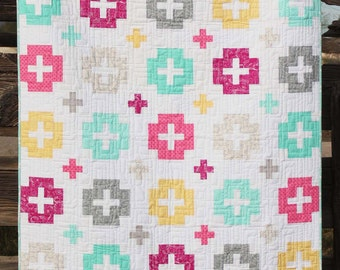Honor Roll Quilt Pattern- PDF