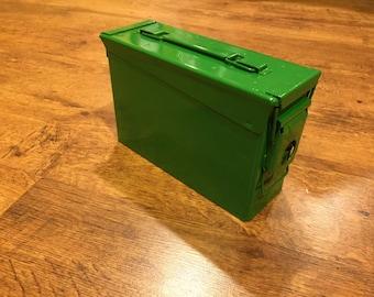 John Deere Green Ammo Can   Something different for the John Deere Fan